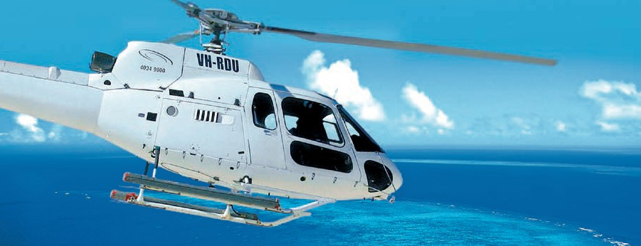 Heli Charters Australia - Accommodation Redcliffe