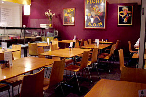 Alpha Deli  Cafe - Accommodation Redcliffe