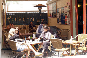 Focaccia Bar - Accommodation Redcliffe