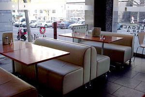 Legals Cafe and Bar - Accommodation Redcliffe