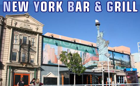 New York Bar  Grill - Accommodation Redcliffe