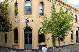 The College Lawn Hotel - Accommodation Redcliffe
