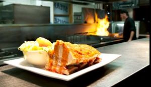 Railway Hotel Steak House - Accommodation Redcliffe