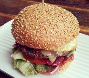 Grill'd Healthy Burgers - Accommodation Redcliffe