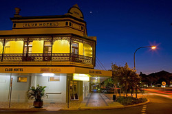 The Club Hotel - Accommodation Redcliffe