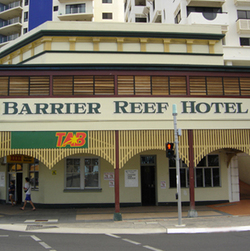 The Barrier Reef Hotel - Accommodation Redcliffe
