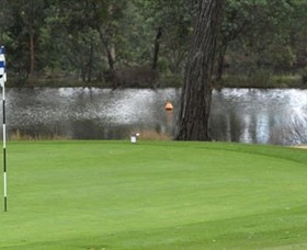Hepburn Springs Golf Club - Accommodation Redcliffe