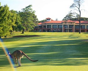 Royal Canberra Golf Club - Accommodation Redcliffe