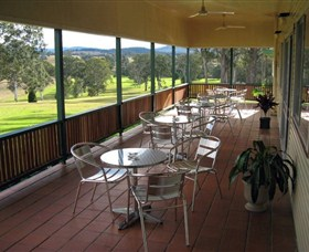 Woodenbong and District Golf Club - Accommodation Redcliffe