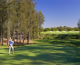 Hunter Valley Golf and Country Club - Accommodation Redcliffe