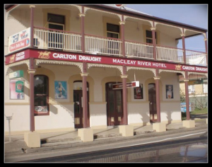 Macleay River Hotel - Accommodation Redcliffe