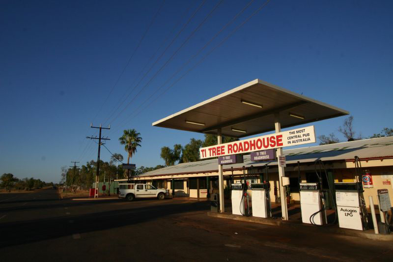 Ti Tree Roadhouse - Accommodation Redcliffe