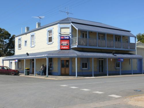 Port Wakefield Hotel - Accommodation Redcliffe