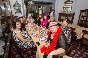 Bygone Beauty's Traditional High Tea Supreme for Good Food Month. - Accommodation Redcliffe