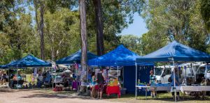 Discovery Coast Rotary Markets - Accommodation Redcliffe