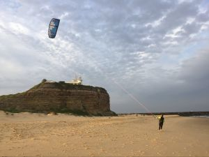 Kiteboarding Lesson - Accommodation Redcliffe