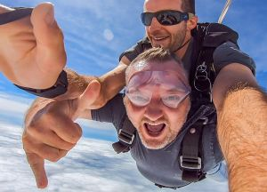 Skydive Cobar - Accommodation Redcliffe