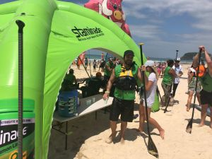 12 Towers Ocean Paddle Race 2021 - Accommodation Redcliffe
