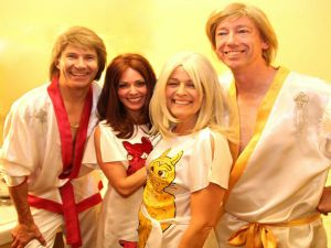 ABBA Gold Tribute Show - Accommodation Redcliffe