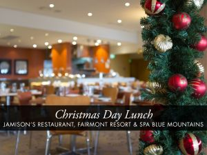 Christmas Day Buffet Lunch at Jamison's Restaurant - Accommodation Redcliffe