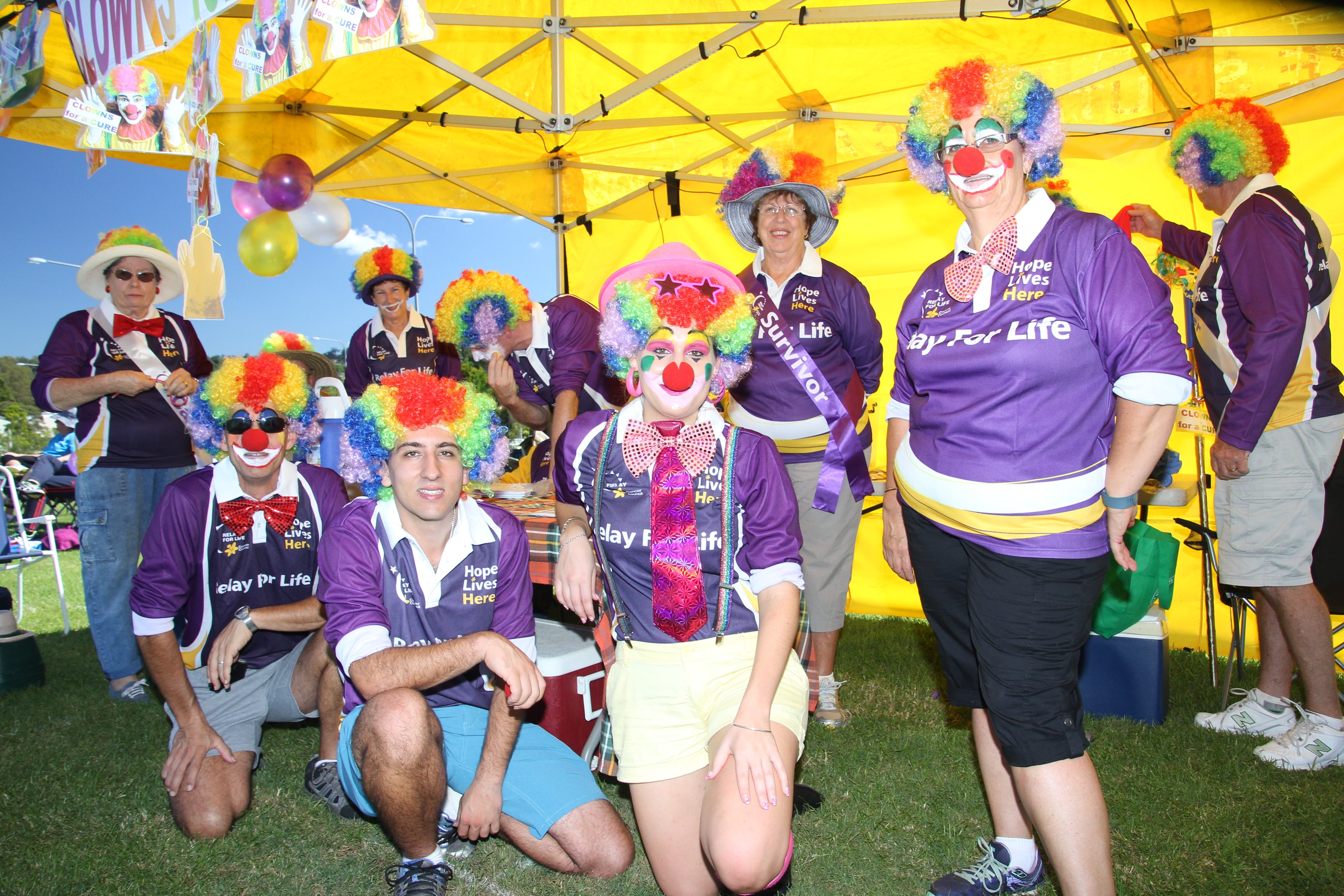 Grafton Relay for Life - NSW Cancer Council - Accommodation Redcliffe