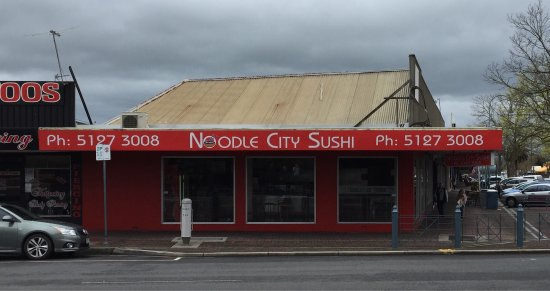 Noodle City  Sushi - Accommodation Redcliffe