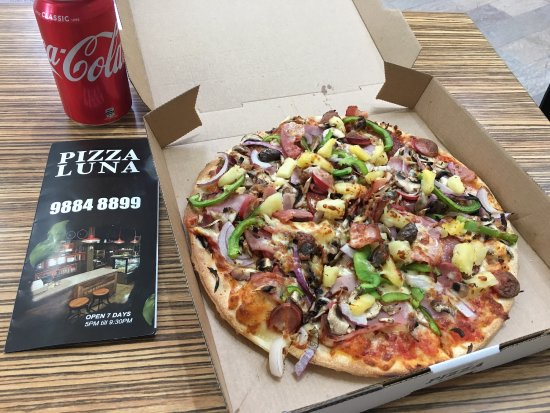 Pizza Luna - Accommodation Redcliffe