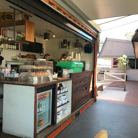 The Tiller Coffee - Accommodation Redcliffe