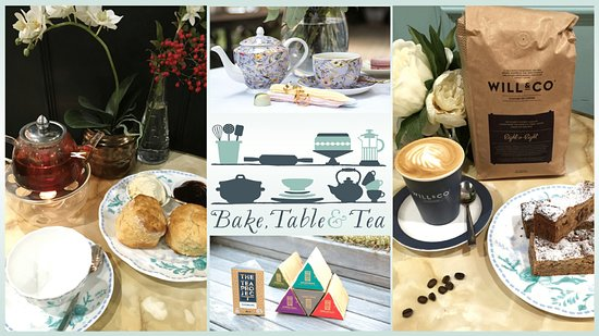 Bake Table  Tea - Accommodation Redcliffe