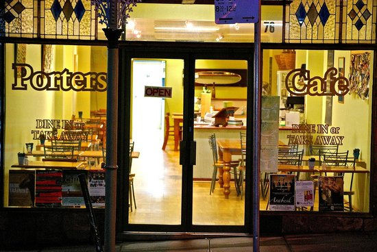 Porters Cafe - Accommodation Redcliffe