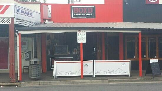 Box'd Espresso Bar - Accommodation Redcliffe
