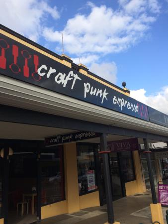 Craft Punk Espresso - Accommodation Redcliffe