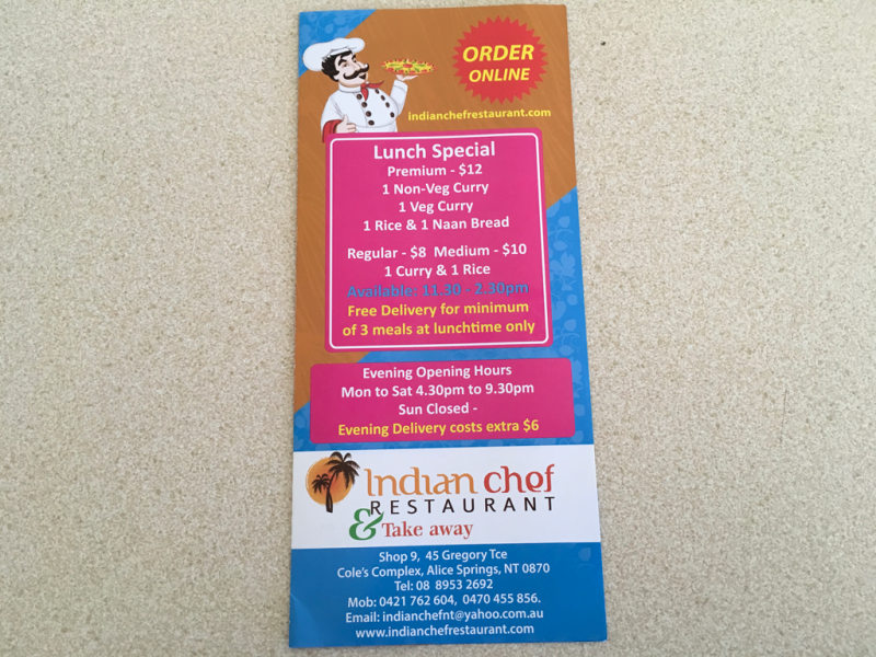 Indian chef restaurant  Take away - Accommodation Redcliffe