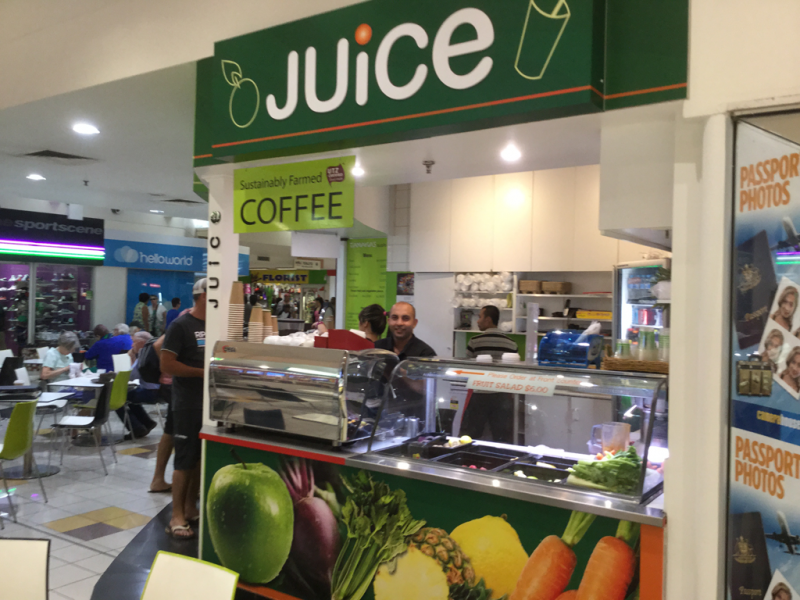 Tanakas Sushi  Juice Bar - Accommodation Redcliffe