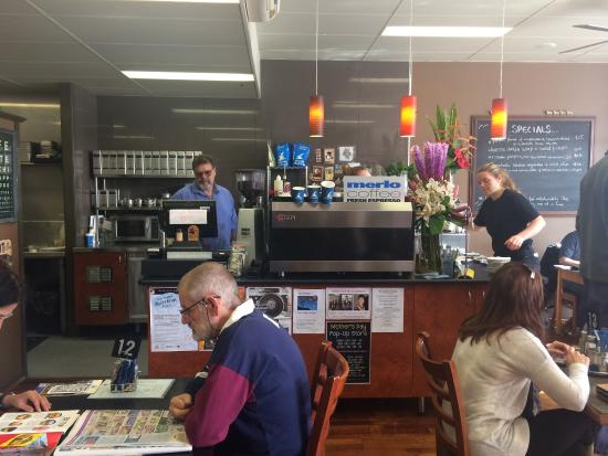 Caffiends in the Mall - Accommodation Redcliffe