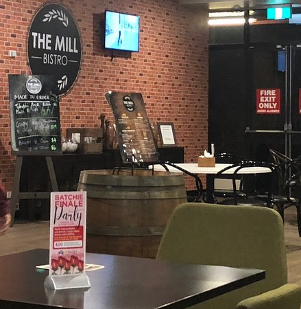 The Mill Bistro - Accommodation Redcliffe