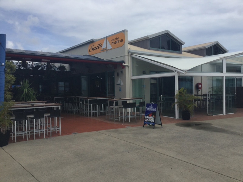 Sails Sports Bar - Accommodation Redcliffe