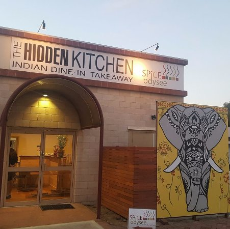 Spice Odysee - The Hidden Kitchen - Accommodation Redcliffe