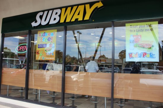 Subway - Accommodation Redcliffe