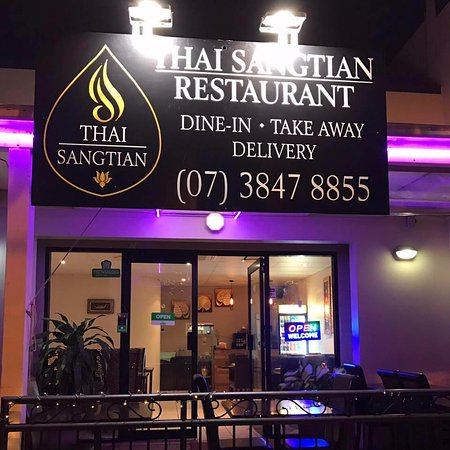 Thai Sangtian Restaurant - Accommodation Redcliffe