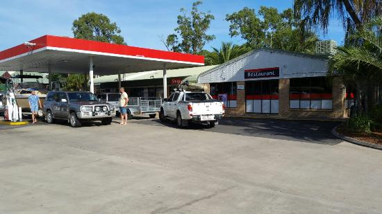 Caltex Agnes Water - Accommodation Redcliffe