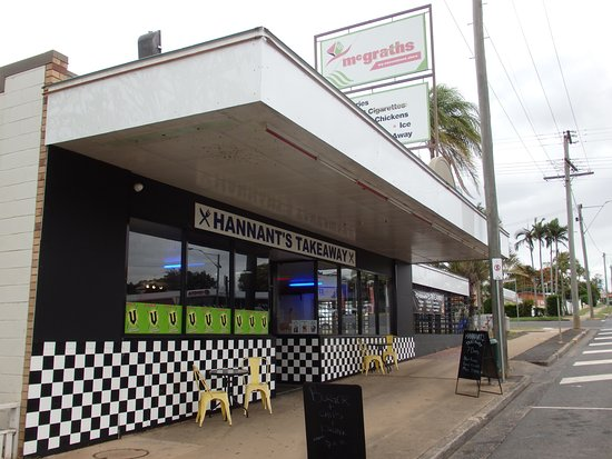 Hannants Takeaway - Accommodation Redcliffe