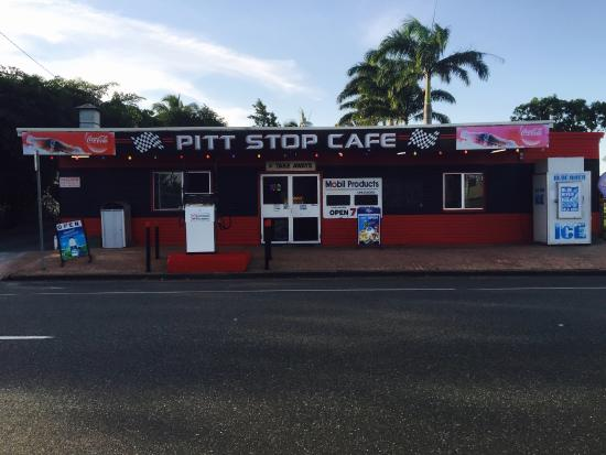 Pittstop Cafe Proserpine - Accommodation Redcliffe