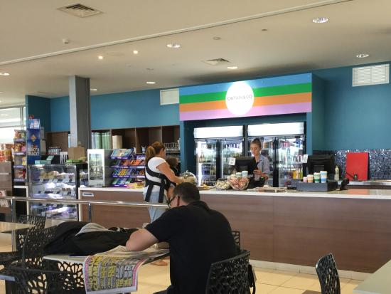 Whitsunday Coast Airport Cafe - Accommodation Redcliffe