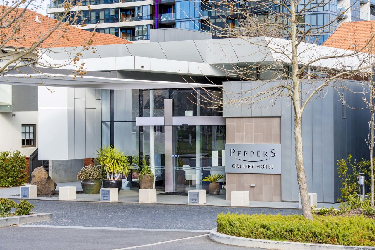 Peppers Gallery Hotel - Accommodation Redcliffe