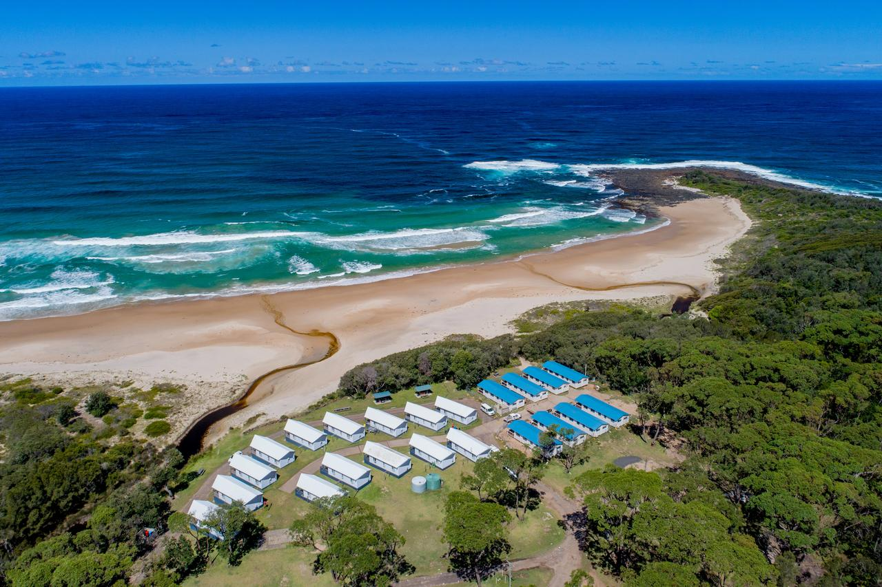 Racecourse Beach Tourist Park - Accommodation Redcliffe