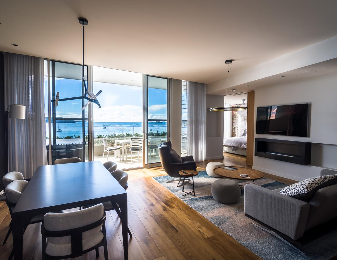 Promenade Penthouse Apartment - Accommodation Redcliffe