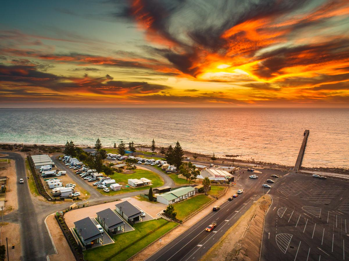 Port Hughes Tourist Park - Accommodation Redcliffe