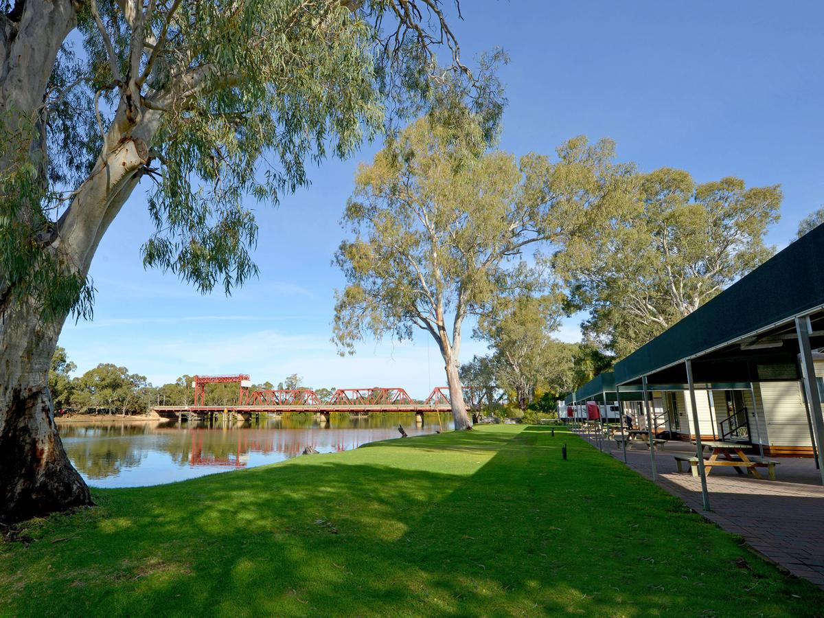 Riverbend Caravan Park Renmark - Accommodation Redcliffe