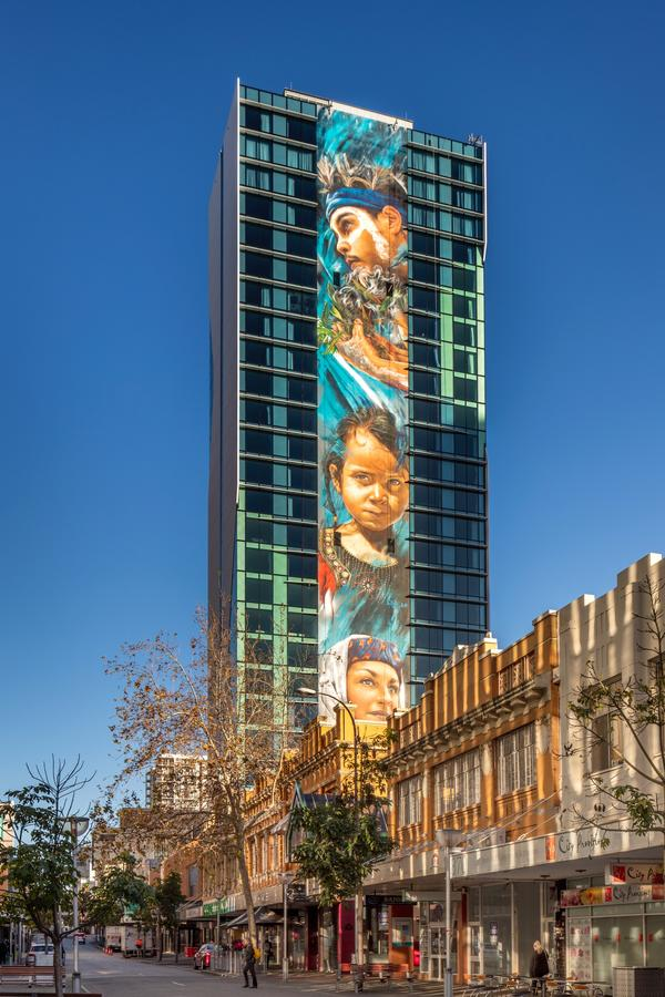 Art Series - The Adnate - Accommodation Redcliffe